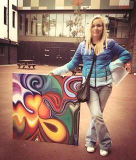 me for open exhibition